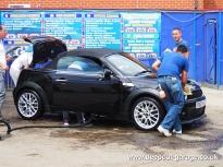Deepcut Garage Charity Car Wash - August 2015 - 28