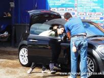 Deepcut Garage Charity Car Wash - August 2015 - 32