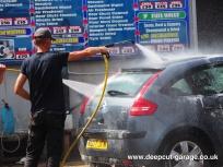 Deepcut Garage Charity Car Wash - August 2015 - 36