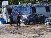 Deepcut Garage Charity Car Wash - August 2015 - 37