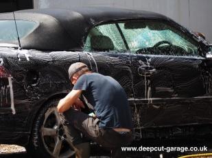 Deepcut Garage Charity Car Wash - August 2015 - 38