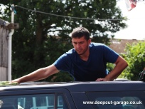 Deepcut Garage Charity Car Wash - August 2015 - 41