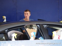 Deepcut Garage Charity Car Wash - August 2015 - 47