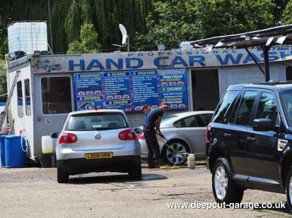 Deepcut Garage Charity Car Wash - August 2015 - 50