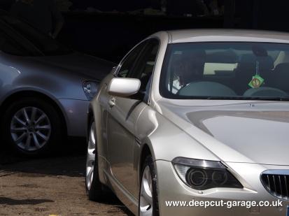 Deepcut Garage Charity Car Wash - August 2015 - 54