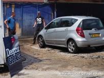 Deepcut Garage Charity Car Wash - August 2015 - 59