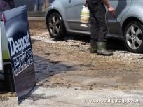Deepcut Garage Charity Car Wash - August 2015 - 60