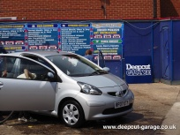 Deepcut Garage Charity Car Wash - August 2015 - 61