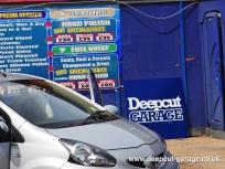 Deepcut Garage Charity Car Wash - August 2015 - 62