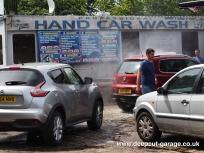 Deepcut Garage Charity Car Wash - August 2015 - 65