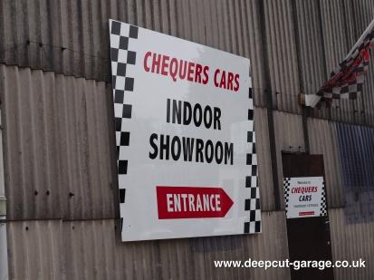 Deepcut Garage Charity Car Wash - August 2015 - 66