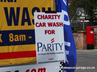 Deepcut Garage Charity Car Wash - August 2015 - 67