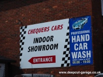 Deepcut Garage Charity Car Wash - August 2015 - 68