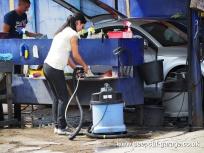Deepcut Garage Charity Car Wash - August 2015 - 69