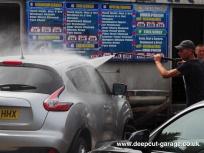 Deepcut Garage Charity Car Wash - August 2015 - 71