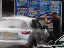 Deepcut Garage Charity Car Wash - August 2015 - 72