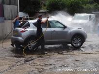 Deepcut Garage Charity Car Wash - August 2015 - 75