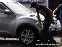 Deepcut Garage Charity Car Wash - August 2015 - 76