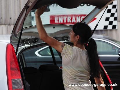 Deepcut Garage Charity Car Wash - August 2015 - 77