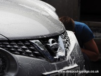 Deepcut Garage Charity Car Wash - August 2015 - 78