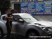 Deepcut Garage Charity Car Wash - August 2015 - 84