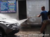 Deepcut Garage Charity Car Wash - August 2015 - 85