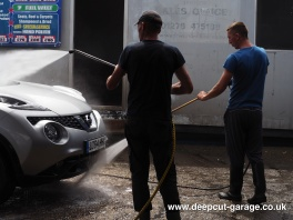 Deepcut Garage Charity Car Wash - August 2015 - 86