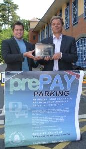 SHBC Pre-Pay Parking