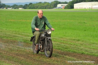 Wings and Wheels 2015 - Rolf Evans - Surrey Residents Network 10