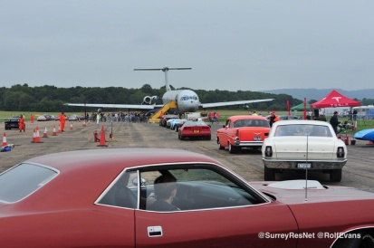 Wings and Wheels 2015 - Rolf Evans - Surrey Residents Network 115