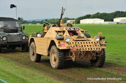 Wings and Wheels 2015 - Rolf Evans - Surrey Residents Network 12