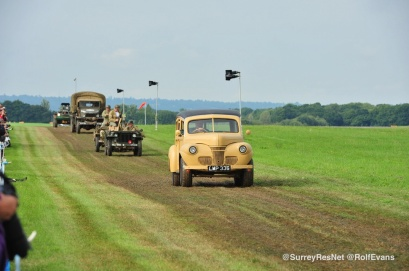 Wings and Wheels 2015 - Rolf Evans - Surrey Residents Network 15