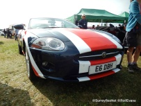 Wings and Wheels 2015 - Rolf Evans - Surrey Residents Network 200
