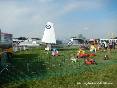 Wings and Wheels 2015 - Rolf Evans - Surrey Residents Network 202