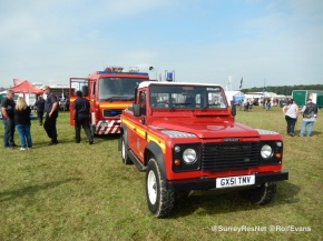 Wings and Wheels 2015 - Rolf Evans - Surrey Residents Network 204