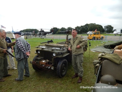 Wings and Wheels 2015 - Rolf Evans - Surrey Residents Network 210