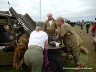 Wings and Wheels 2015 - Rolf Evans - Surrey Residents Network 211