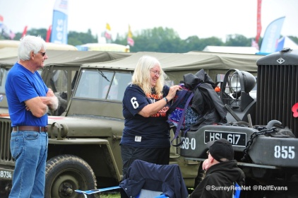 Wings and Wheels 2015 - Rolf Evans - Surrey Residents Network 56