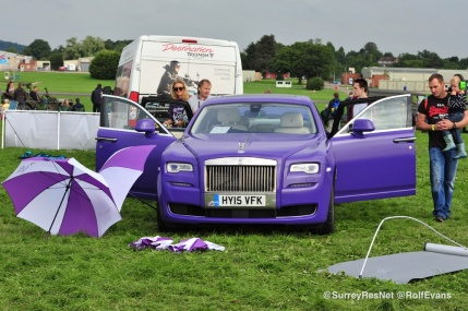 Wings and Wheels 2015 - Rolf Evans - Surrey Residents Network 6
