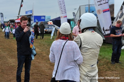 Wings and Wheels 2015 - Rolf Evans - Surrey Residents Network 63