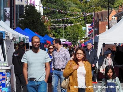 Camberley Food and Artisan Market - Mimosa - Paul Deach - 1