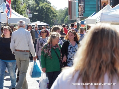 Camberley Food and Artisan Market - Mimosa - Paul Deach - 35
