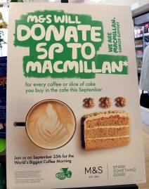 Macmillan Coffee Morning - Alan Meeks 2