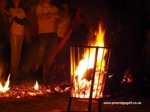 Pine Ridge Golf Club Fire Walk 2015 - Paul Deach - 13