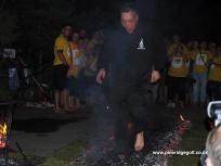 Pine Ridge Golf Club Fire Walk 2015 - Paul Deach - 20