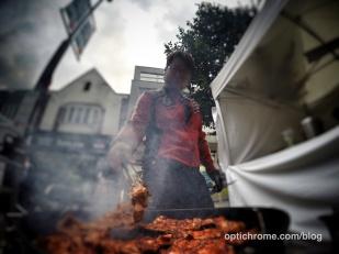 Woking Food Festival 2015 - Optichrome 1