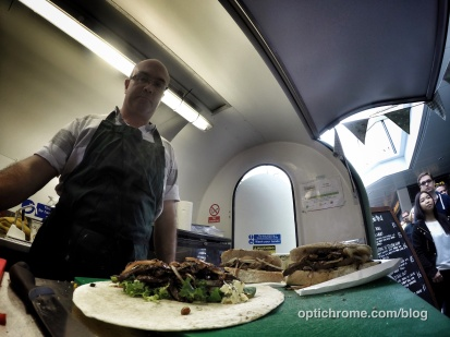 Woking Food Festival 2015 - Optichrome 18