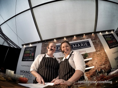 Woking Food Festival 2015 - Optichrome 32