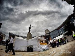 Woking Food Festival 2015 - Optichrome 40