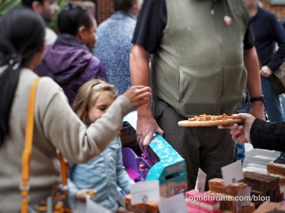 Woking Food Festival 2015 - Optichrome 48